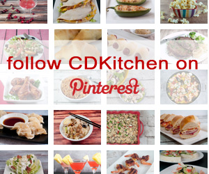 Join CDKitchen on Pinterest!