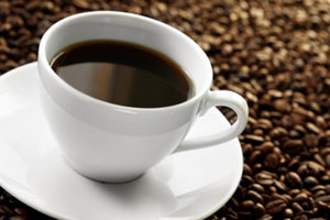 Collection of hot coffee recipes