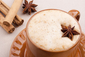 Collection of cappuccino recipes