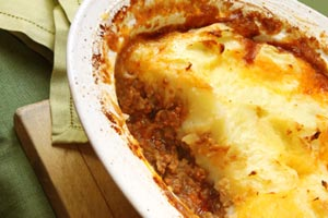 Collection of ground beef tamale pie recipes