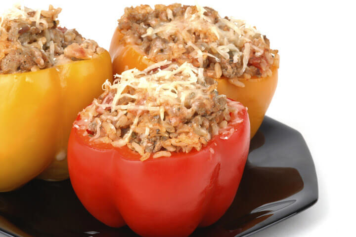 Stuffed Pepper Recipes Cdkitchen