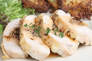 Collection of stuffed chicken breast recipes