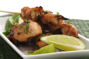 Collection of lime chicken recipes