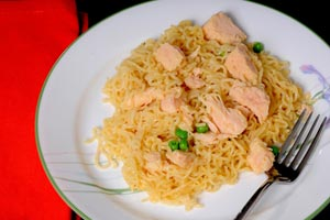 Collection of chicken and noodles recipes