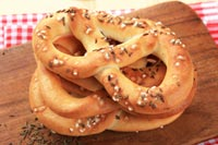 pretzels & bagels recipes