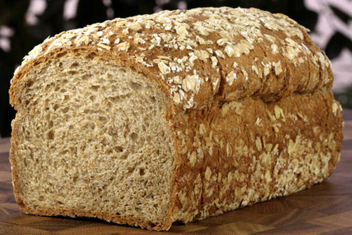 wheat bread machine recipe