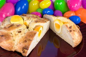 Collection of easter bread recipes