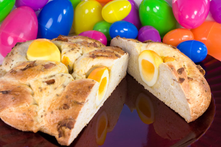 Italian easter bread recipe