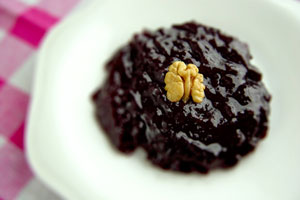 Collection of grape jam recipes