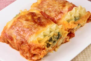 Collection of lasagna roll-ups recipes