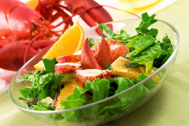 Lobster Salad Recipes Cdkitchen