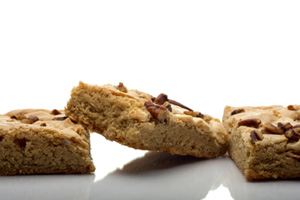 Collection of butterscotch bars and squares recipes