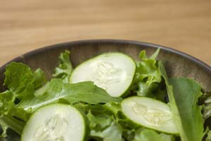 Collection of cucumber salad recipes