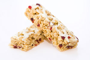 Collection of cereal bars and squares recipes