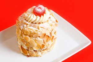 Collection of almond cake recipes