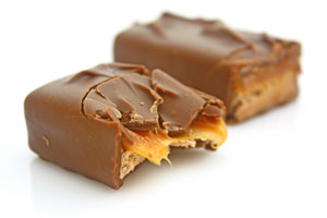 Collection of deep fried candy bar recipes