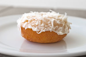 Collection of coconut frosting and icing recipes