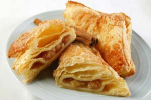 Collection of turnovers recipes