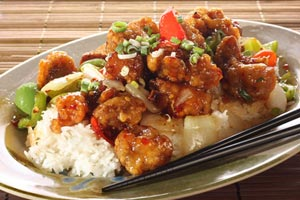Collection of sweet and sour pork recipes