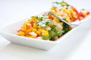 Collection of corn dip recipes