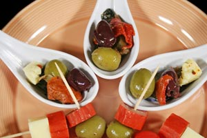 Collection of antipasto recipes