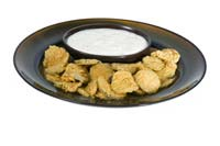 fried pickles recipes