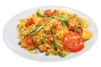 curried rice recipes