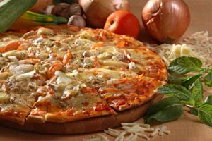 Collection of pizza recipes