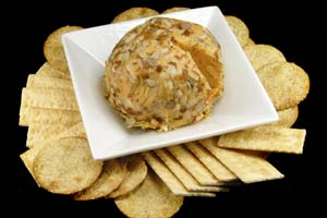 Collection of cheese ball recipes