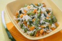 vegetable rice recipes