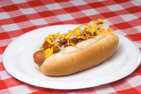 Collection of chili dogs recipes