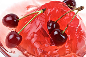 Collection of cherry jello salad recipes