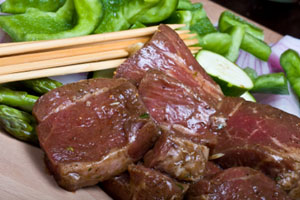 Collection of beef marinade recipes