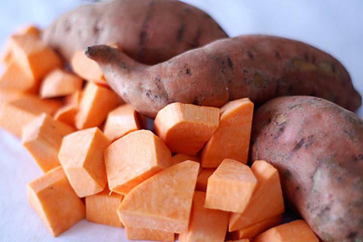 how to cook sweet potatoes yams
