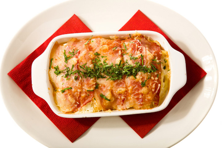 Thanksgiving leftover turkey casserole recipes cdkitchen for Leftover thanksgiving turkey recipes