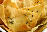 pita chips recipes