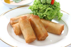 Collection of egg rolls recipes
