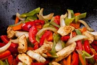 stir-fried recipes