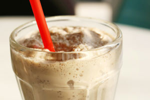 Collection of chocolate malt recipes