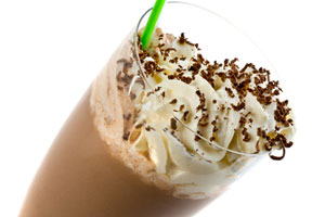 Collection of chocolate milkshakes recipes