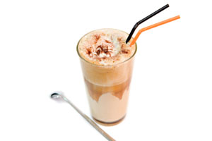 Collection of peanut butter milkshakes recipes