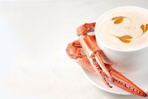 Collection of crab soup recipes