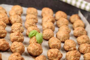 Collection of turkey meatballs recipes