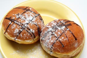Collection of baked doughnuts recipes