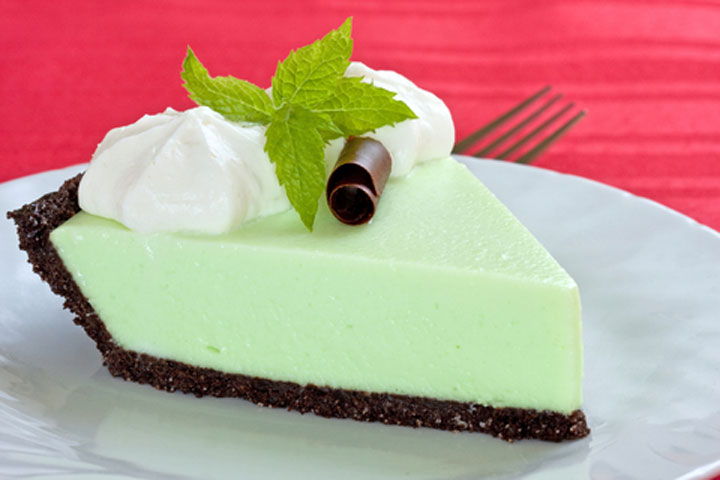 Grasshopper Pie Recipes - CDKitchen