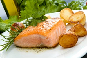 Collection of baked salmon recipes