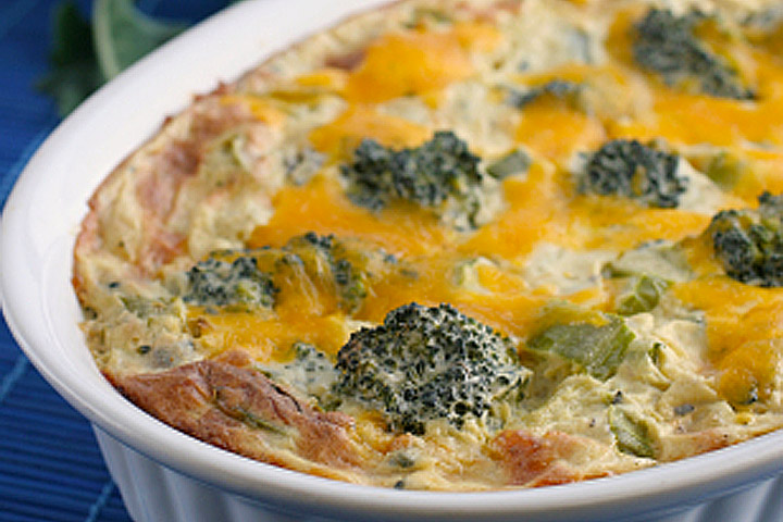 Broccoli Casseroles Cdkitchen