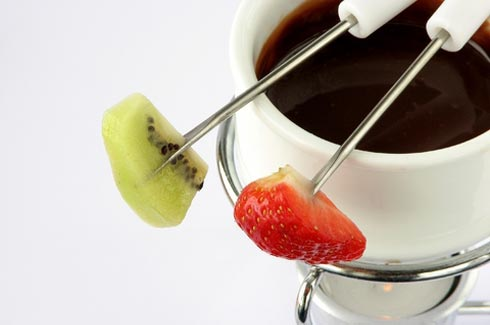 Chocolate Fondue Recipes - CDKitchen