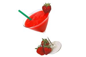 Collection of daiquiri recipes