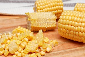Collection of fried corn recipes